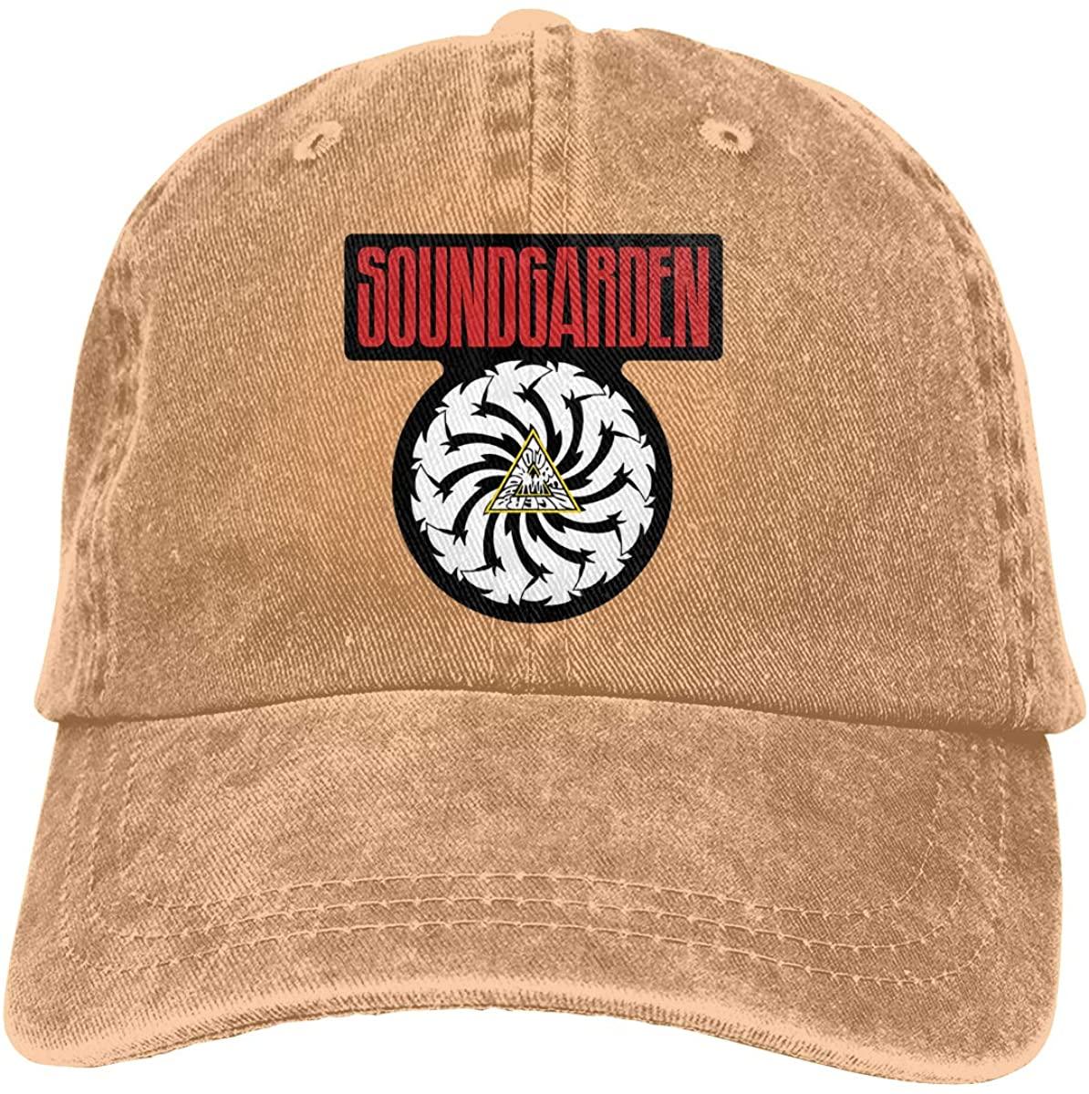 Zhejiangqingmenghuanji Sound_Garden Unisex Adult Adjustable Denim Cowboy Hat Casquette