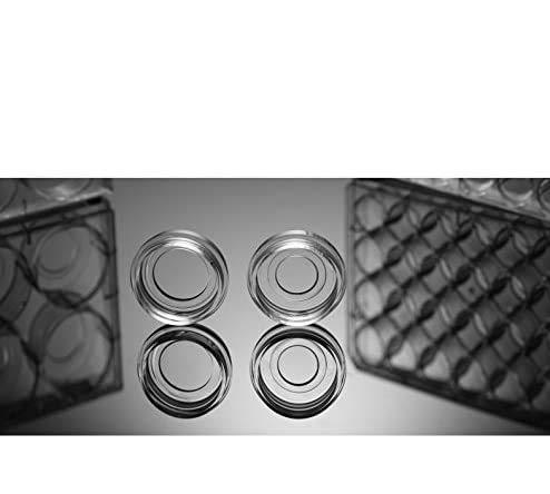 35mm Glass Bottom Culture Dish - Glass Dia. 20mm, 10/pk