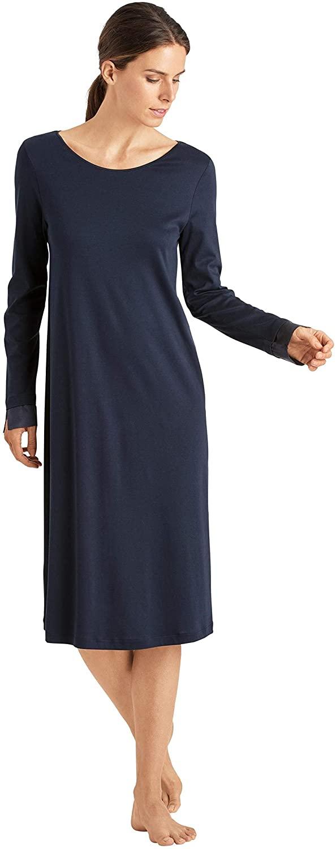 HANRO Women's Lamia Long Sleeve Gown