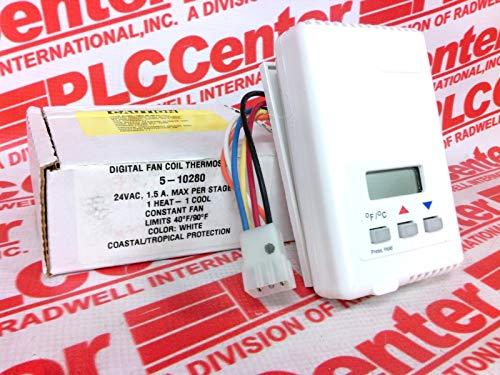 PSG CONTROLS 5-10280 Thermostat Digital 24VAC 1.5AMP 40-90DEG F
