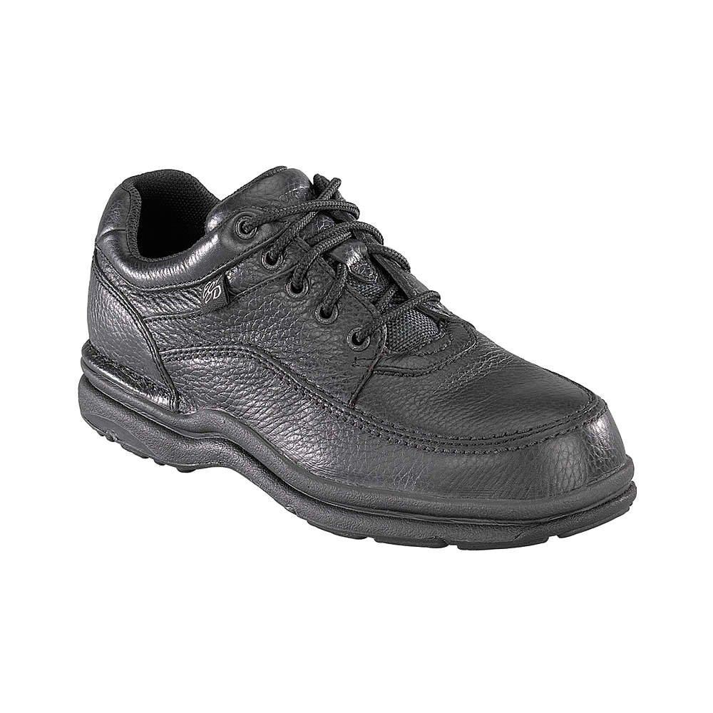 Work Shoes, Stl, Mn, 8.5W, Blk, PR