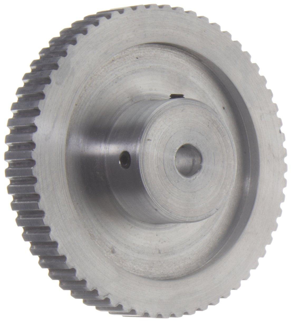 Gates PB60XL037 PowerGrip Aluminum Timing Pulley, 1/5