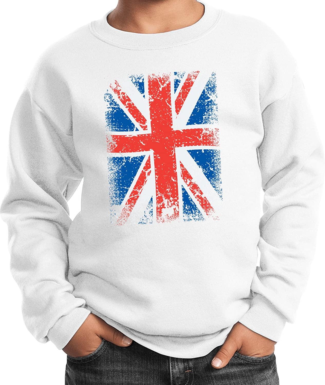 Buy Cool Shirts Union Jack Kids Sweatshirt