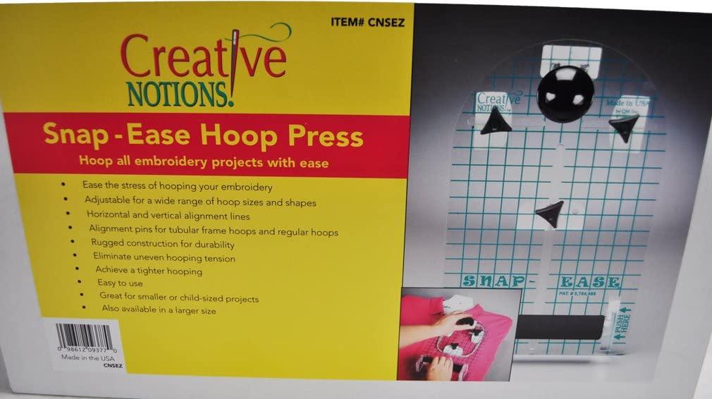 Sewing Snap Ease Hoop Press CNSEZ