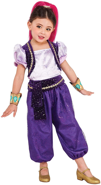 Rubies Costume Shimmer & Shine Deluxe Shimmer Costume, Small