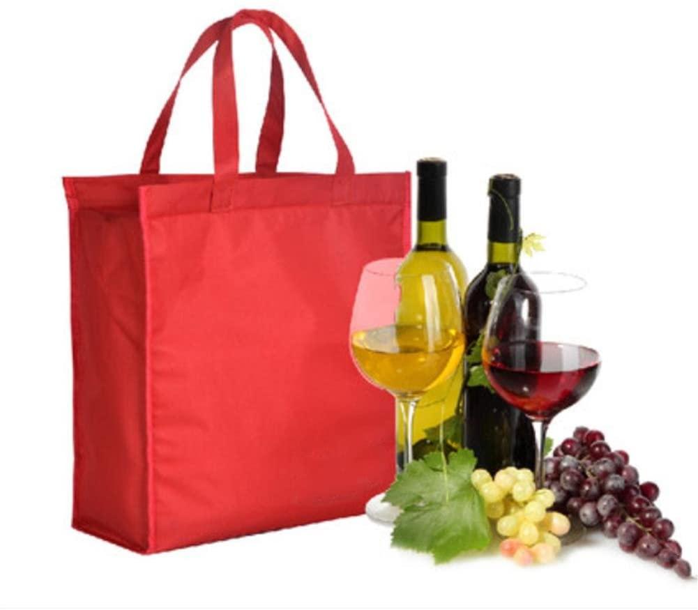Effortsmy 19L Life Keep Warm Bag/Portable Shopping Bag/Oxford Cloth Fresh ice Packs/Refrigerated Bags