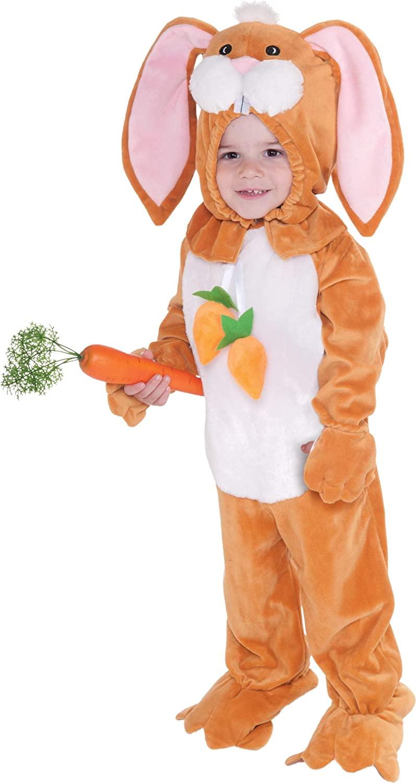 Rabbit Child Costume Size Toddler 2T-4T