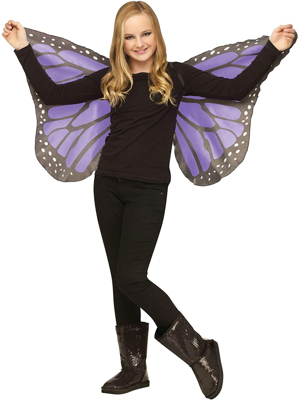 Soft Butterfly Wings