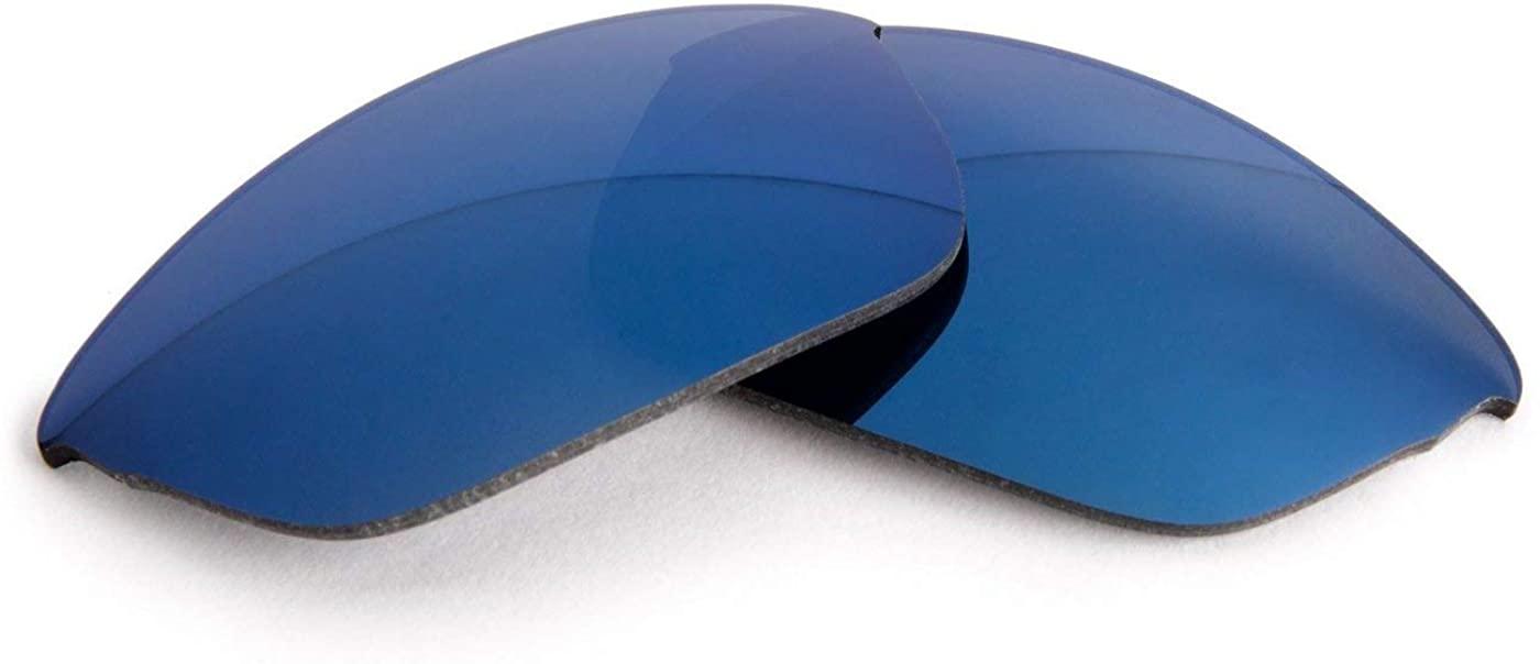 Fuse Lenses Non-Polarized Replacement Lenses for Oakley Flak Jacket XLJ