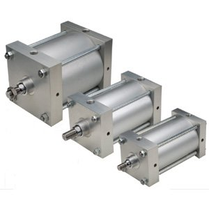 SMC NCA1B150-2000 actuator - nca1 tie-rod cylinder family 1.5 inch nca1 double-acting - nfpa cyl.