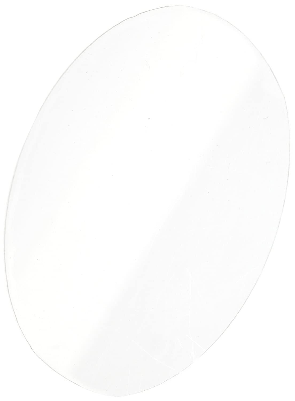 Harvard Apparatus CS-40R Round Cover Glass, No. 1 Thickness, 40mm Diameter (Pack of 10)