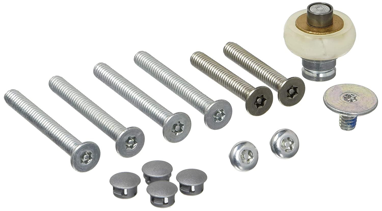 LCN 4000TTORX 4000T-TORX 689 Aluminum Screw Pack, NCL-3034