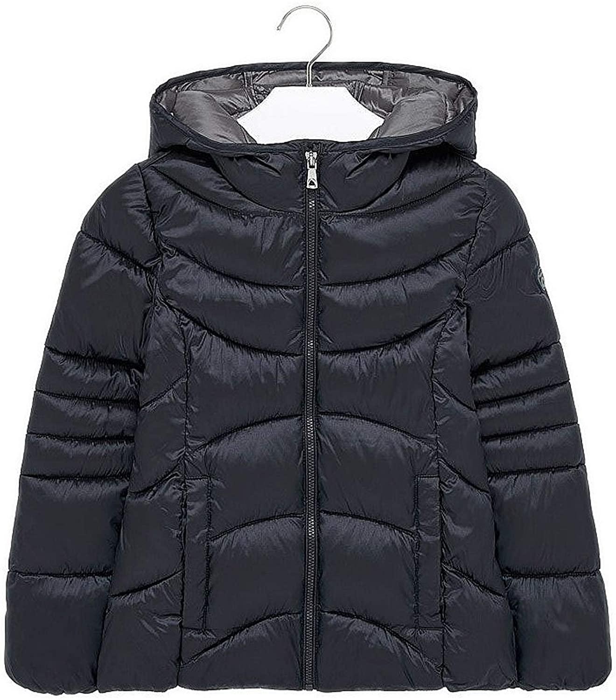 Mayoral - Soft Coat for Girls - 7418, Navy