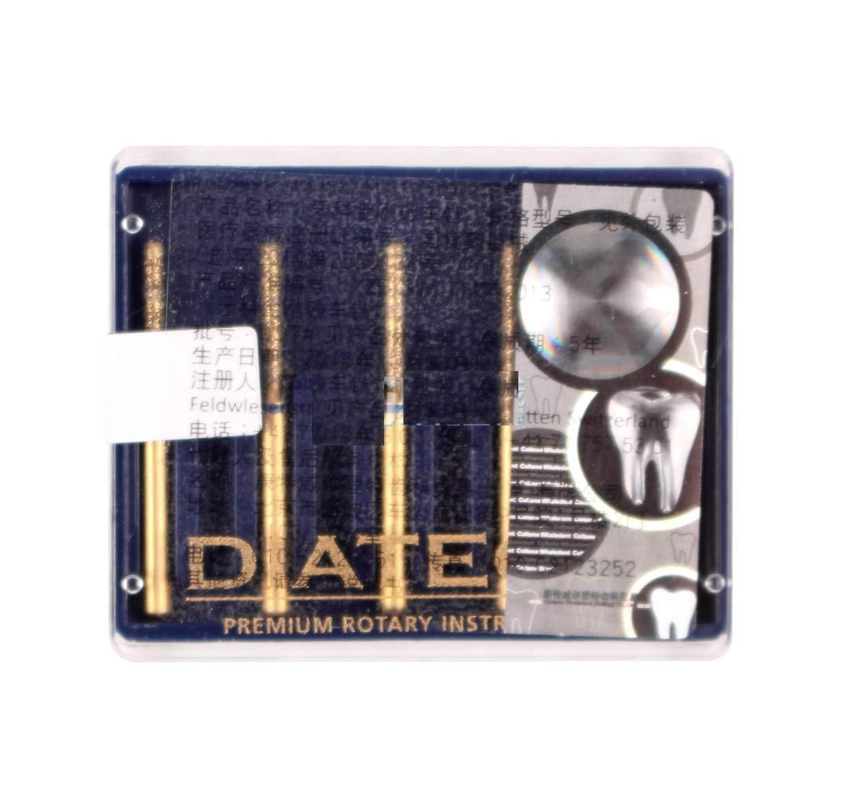 Dental COLTENE Diatech carborundum needle kit 881-012-8ML
