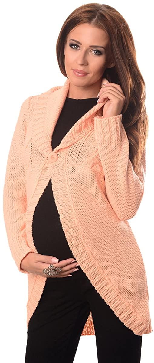 Purpless Maternity Pregnancy Nursing Cardigan Pregnant Breastfeeding Ladies 9004