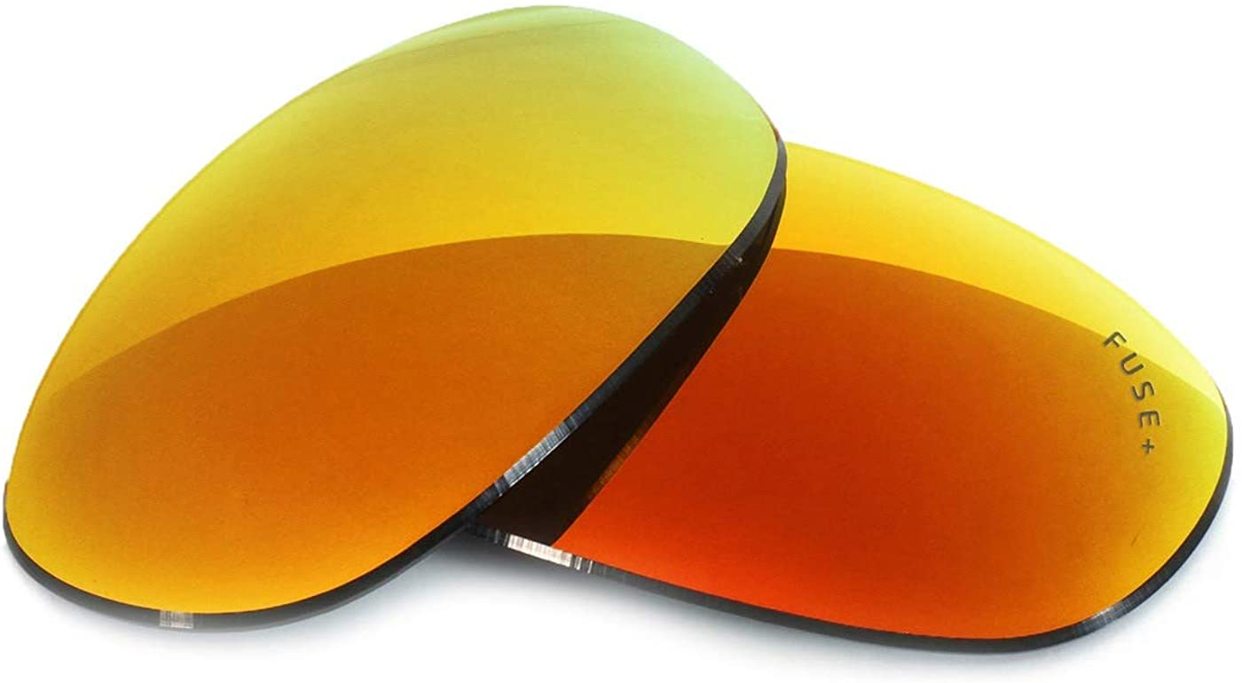 Fuse Lenses Fuse +Plus Replacement Lenses for Ray-Ban RB4177 (63mm)