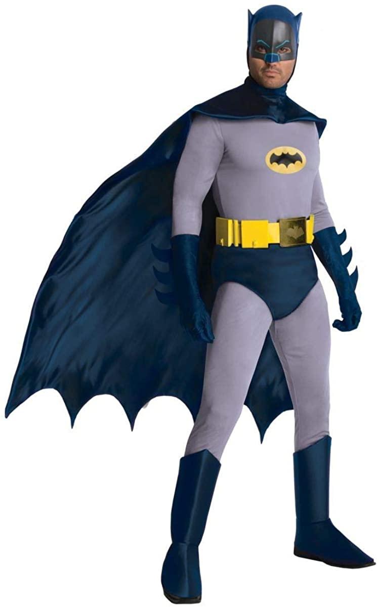 Rubies Costume Grand Heritage Classic TV Batman Circa 1966 Costume