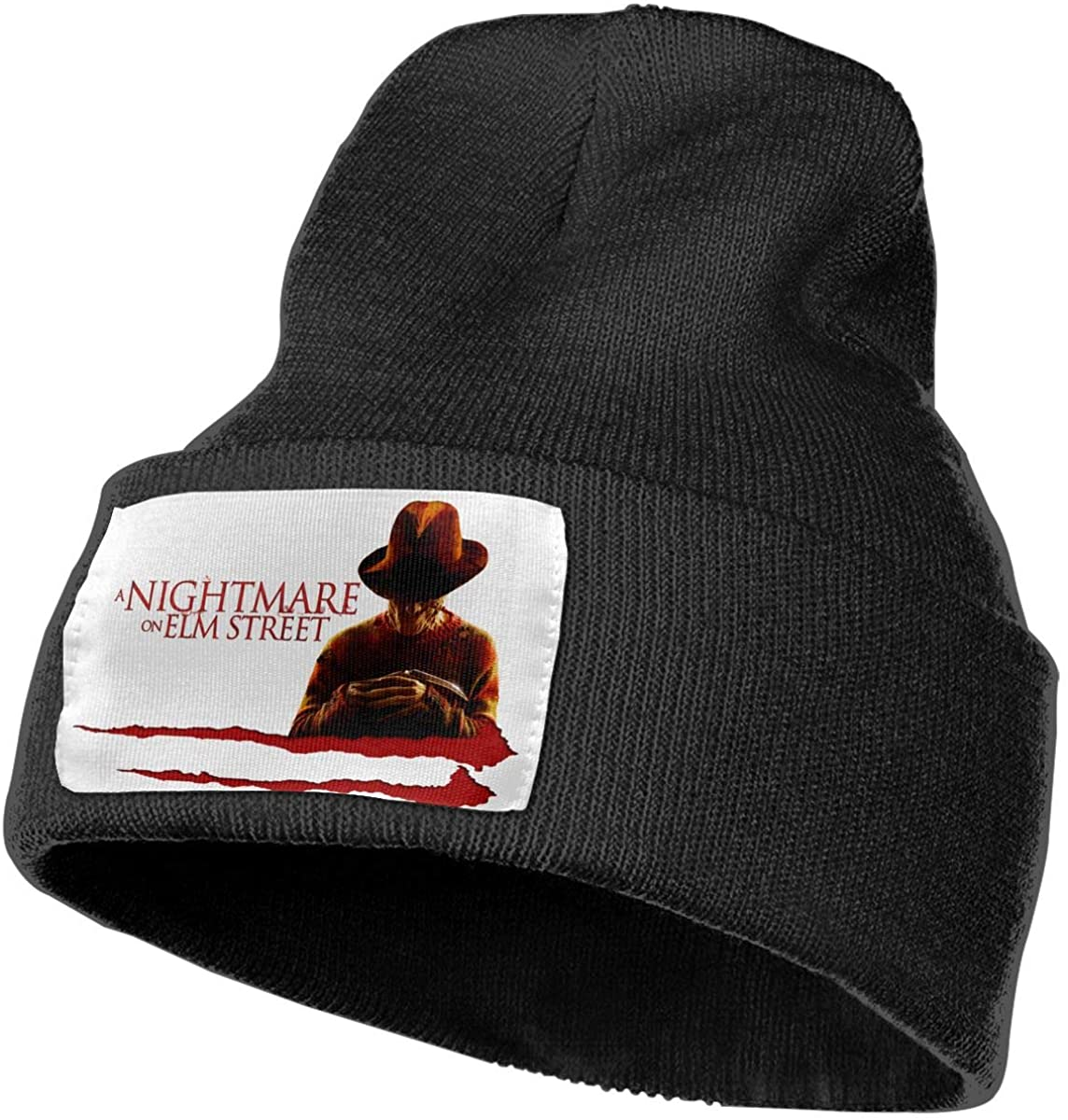 A Nightmare On Elm Street Knitted Hat Keeps Warm in Winter, Unisex