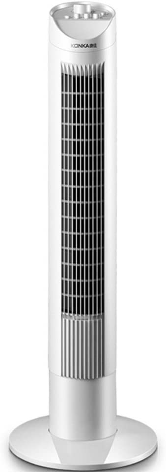 TY&WJ Air conditioner fan Compact portable Electric wind tower fan Floor fan For office Dorm Nightstand Air cooler Mechanical-A