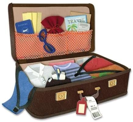 Jolee'S Dimensional Embellishments-Luggage