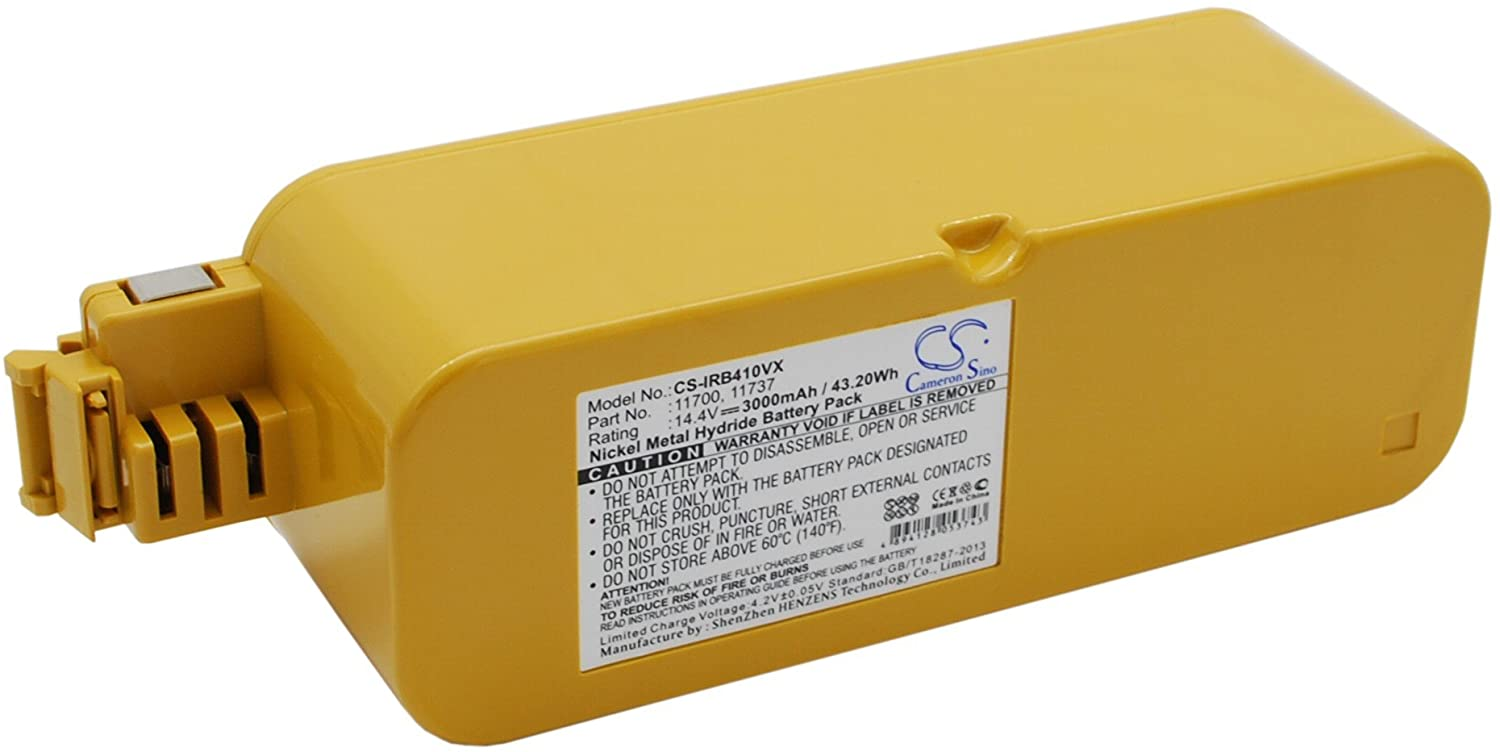GAXI Battery for Cleanfriend M488