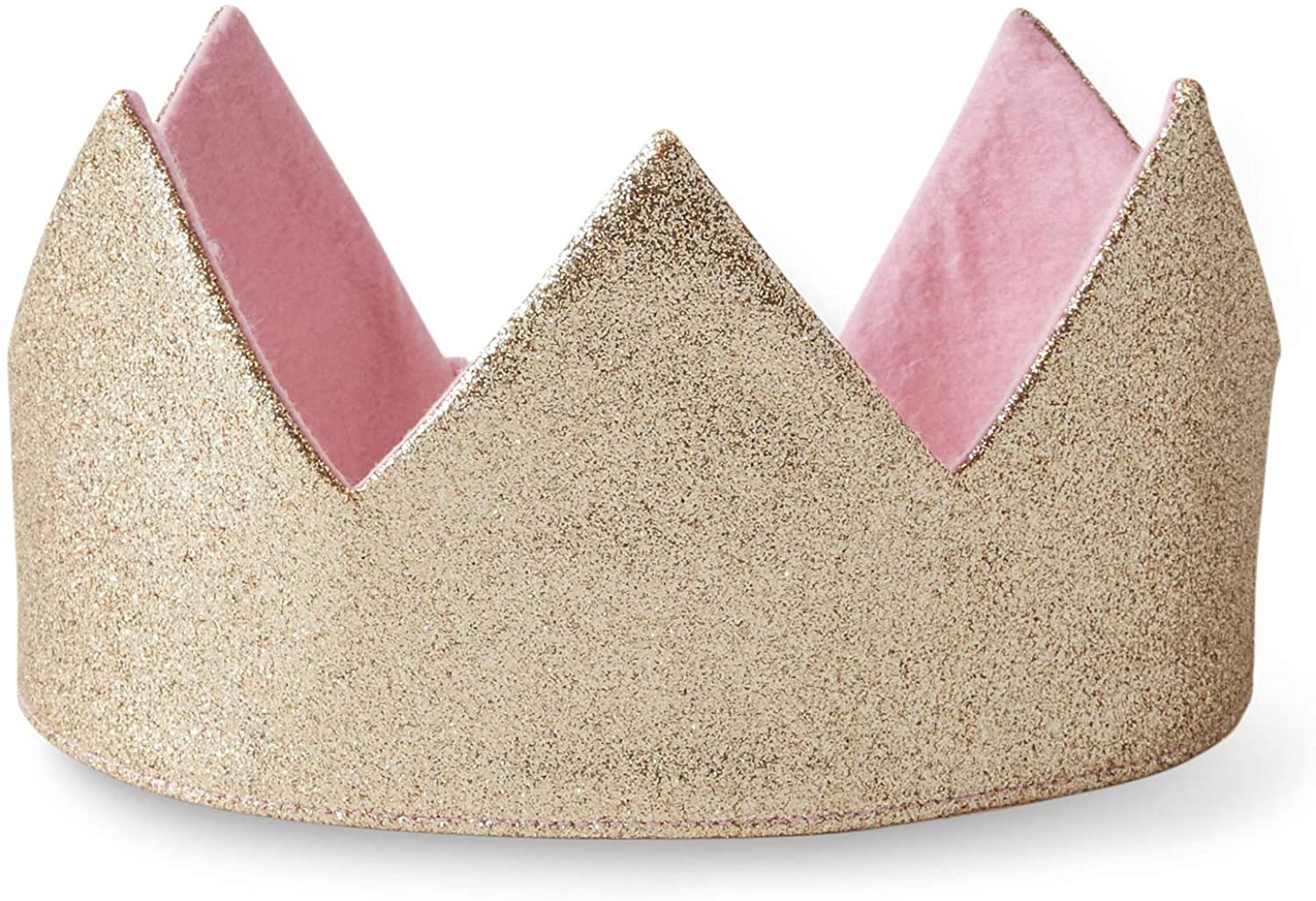 Hanna Andersson Crown Costume Fairy Pink - One Size