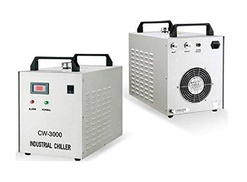New CW-3000AF Industrial Water Chiller - USA In-Stock - Model AF AC220V~50/60HZ