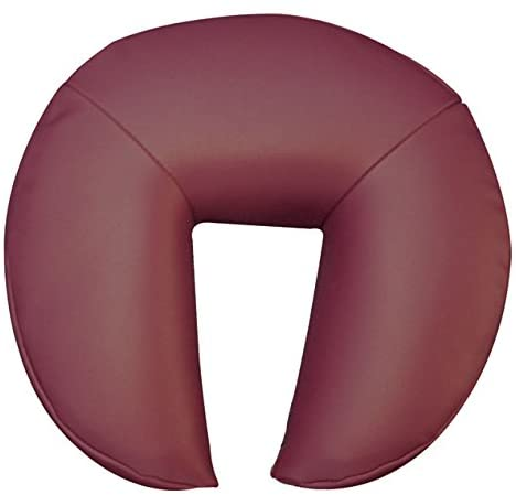 Aero-Cel Face Rest Crescent (Ruby - TerraTouch)