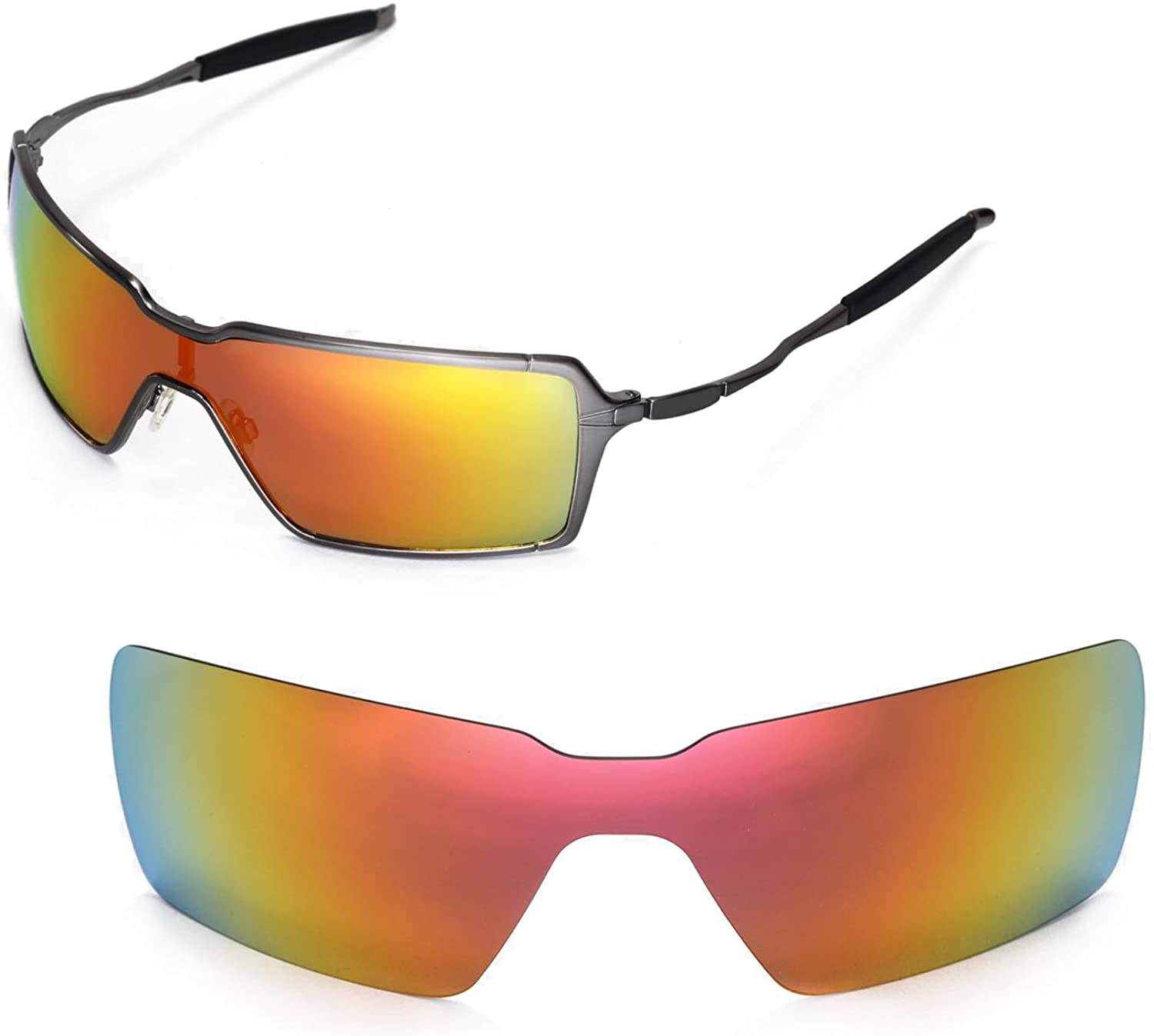 Walleva Replacement Lenses for Oakley Probation Sunglasses - 9 Options Available