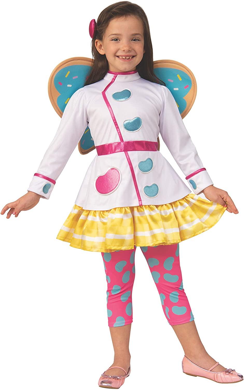 Rubie's Butterbean's Café Child's Deluxe Butterbean Costume, Small
