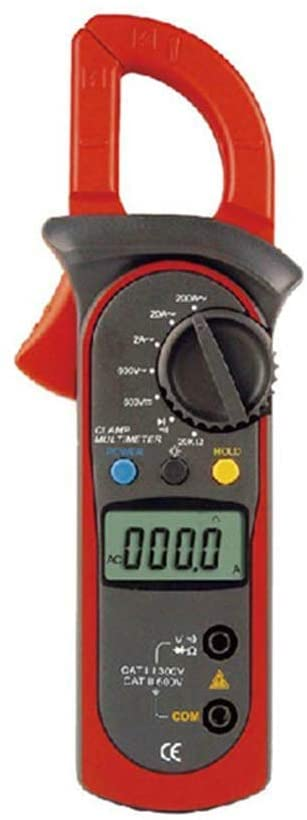 DS-Wang LCD Digital Clamp Meter AC Current AC/DC Voltage Resistance Tester Electronic