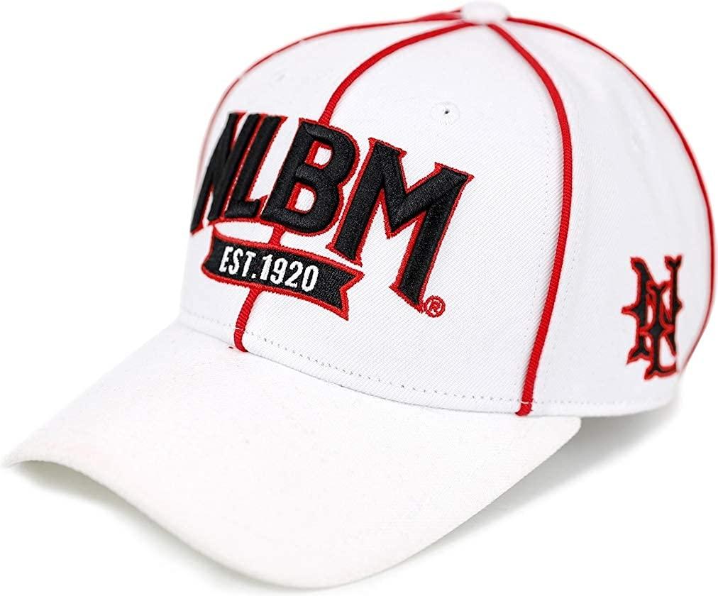Big Boy Negro League Commemorative NLBM Legacy S45 Mens Baseball Cap