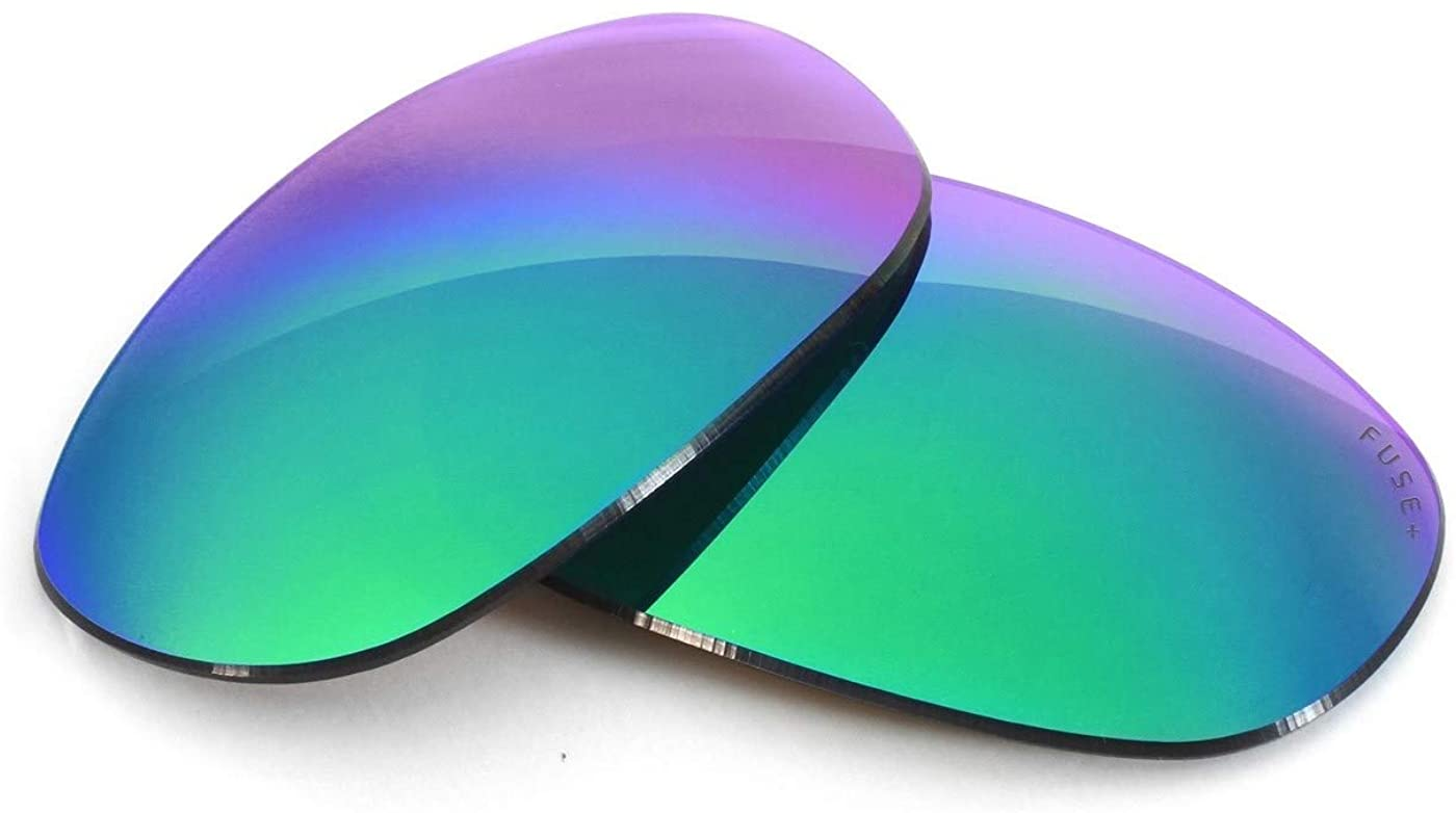 Fuse Lenses Fuse +Plus Replacement Lenses for Ray-Ban RB3364 (62mm)