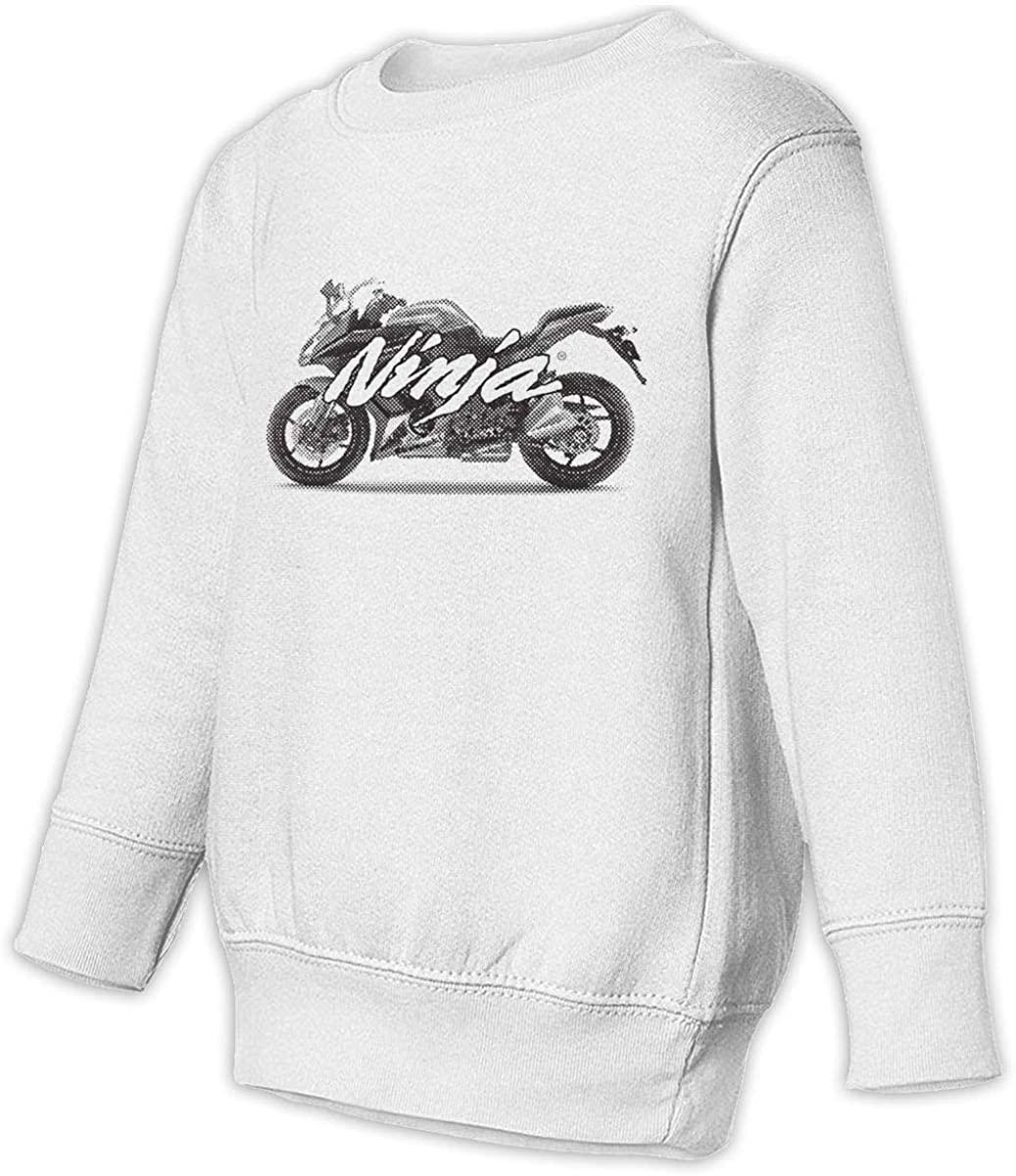 ASIUHAW Kawasaki Ninja Hidden Unisex Sweatshirt Youth Boy and Girls Pullover Sweatshirt