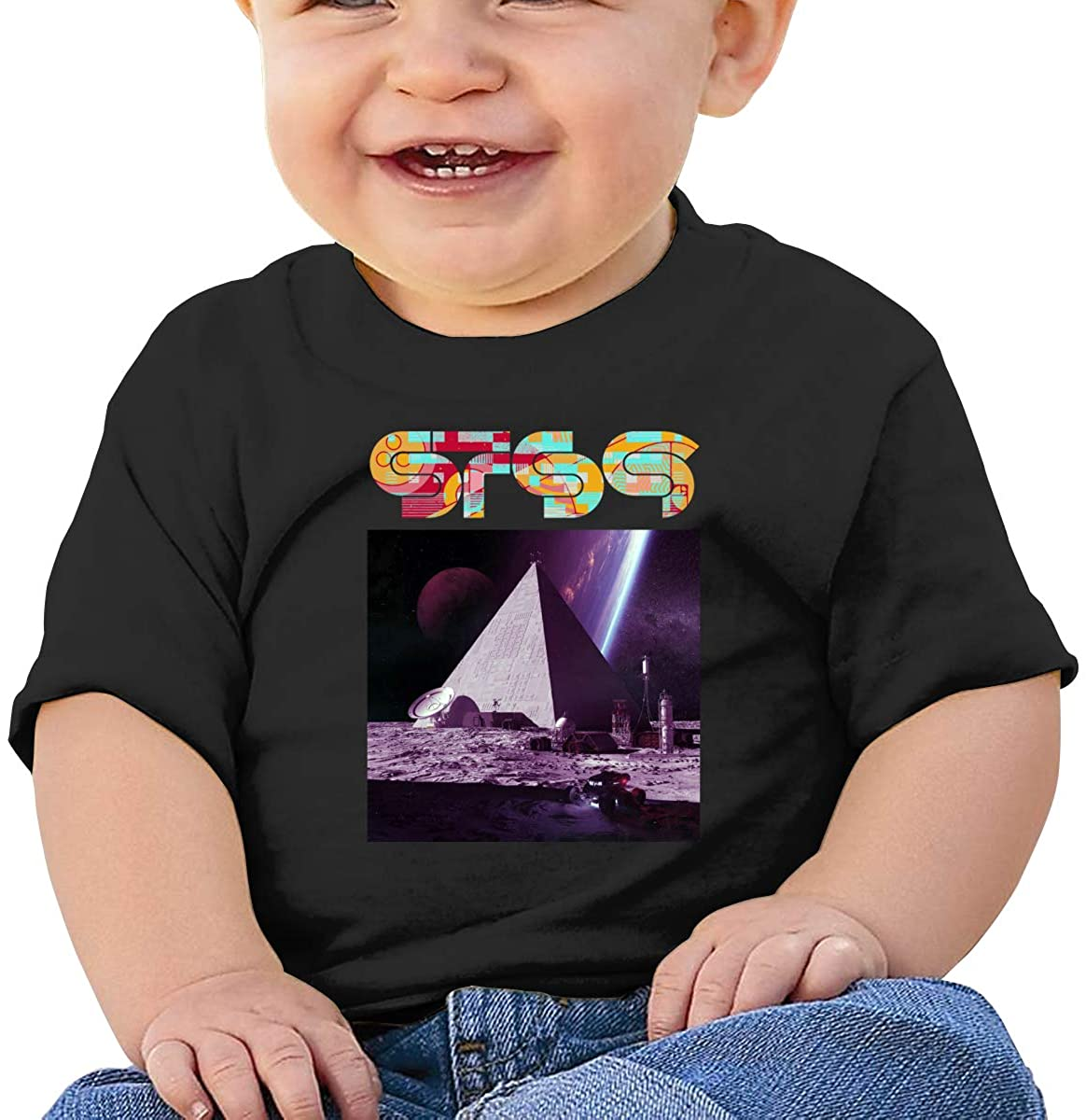 AP.Room Colorful Short-Sleeved Comfortable and Refreshing Shirt Sts9 Baby T-Shirt
