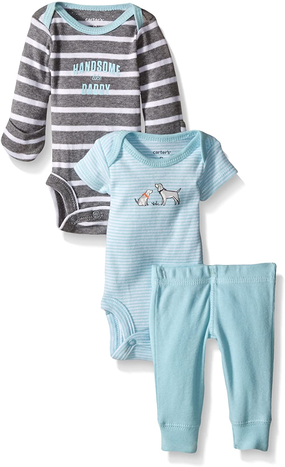 Carters Baby Boys Take Me Away Set (Baby)