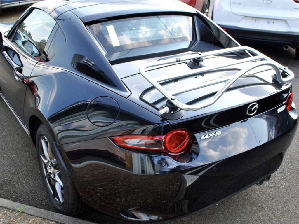 Mazda Miata RF PA Trunk Luggage Rack - Revo-Rack ( Not suitable for models with lip spoiler )