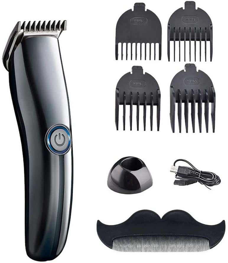(in Stock) Blingdots High-Performance Hair Clipper for Men, Barber Hair Cut Grooming Kit Machinehigh-Performance Hair Clipper for Men for Men, Father, Husband, Kids, Pet