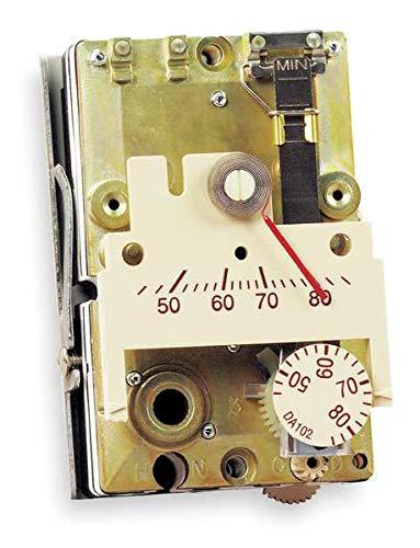 LANDIS & GYR 192-202 2 Pipe, 45-85 Degree Fahrenheit, Thermostat, Direct Acting, 3-15 PSI