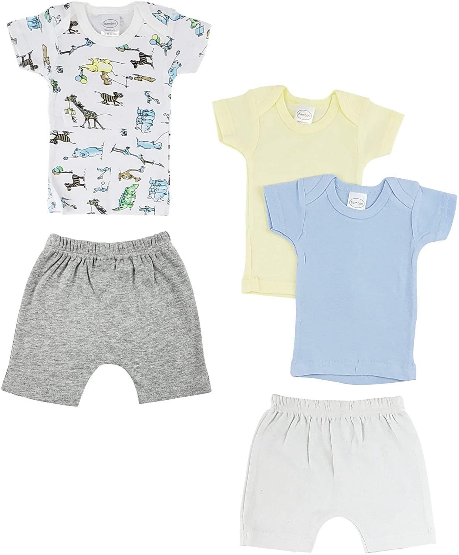 bambini Infant Girls T-Shirts and Shorts