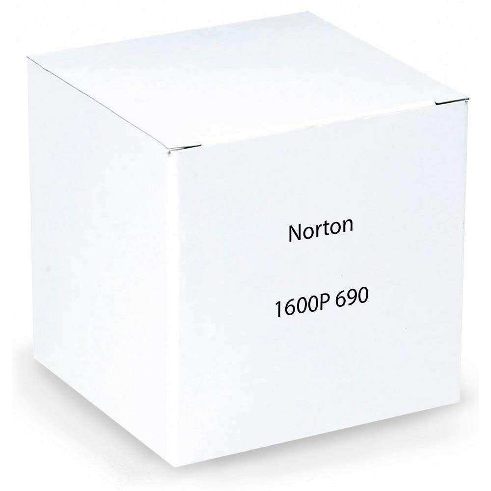 Norton 1600P 690 Door Controls/Closer Covers, 10.125
