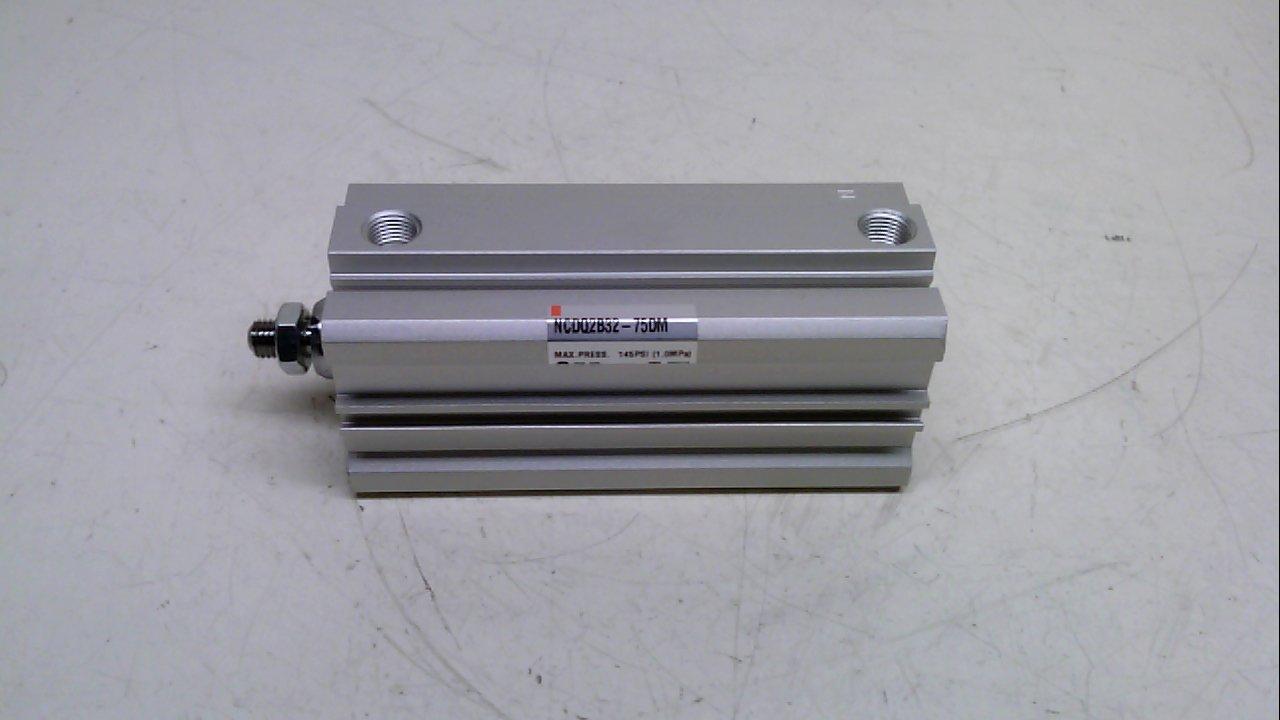 SMC NCDQ2B32-75DM cyl, compact, auto-sw, nplqa