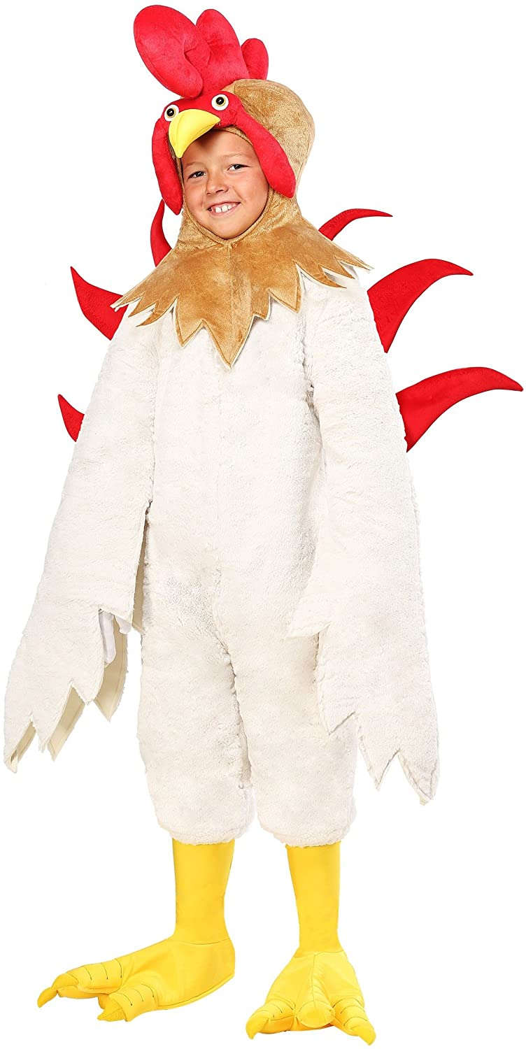 Rooster Costume Kids Rooster Chicken Costume for Kids