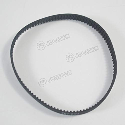 Ochoos GT2 Timing Belt, Closed-Loop, Endless, 6mm Width,900mm Length, 450 Teeth - (Number of Pcs: 10pcs)