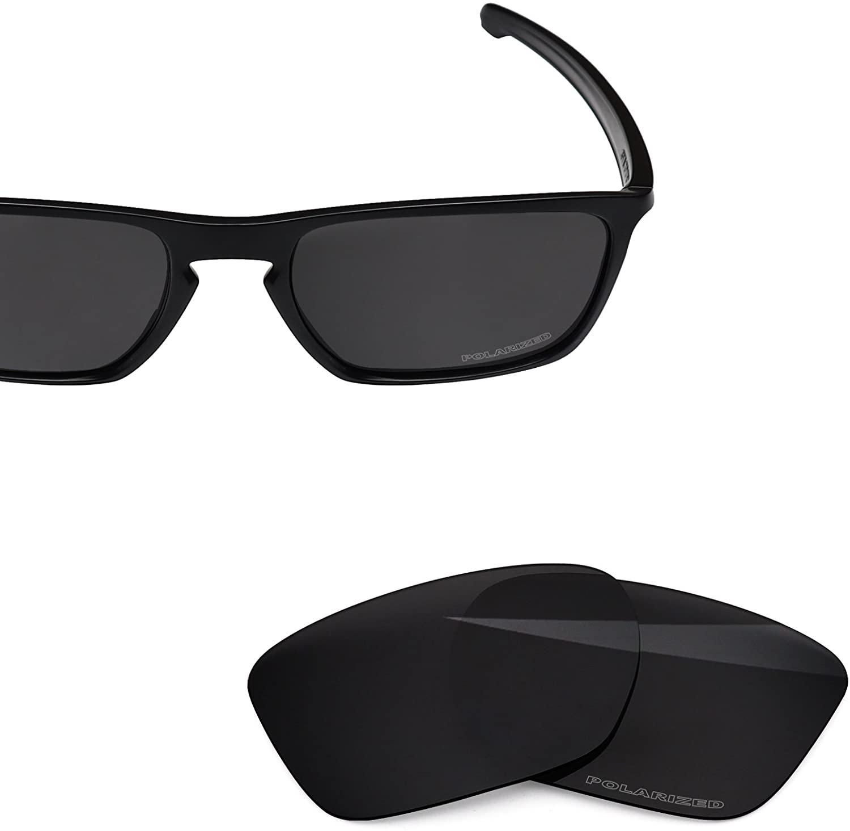 BlazerBuck Anti-salt Polarized Replacement Lenses for Oakley Sliver XL OO9341