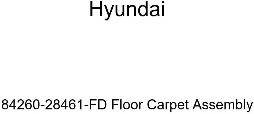 Genuine Hyundai 84260-28461-FD Floor Carpet Assembly