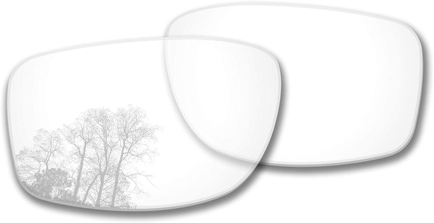 Bsymbo Lenses Replacement for Oakley Fives Squared OO9238 Sunglass- Multiple Options