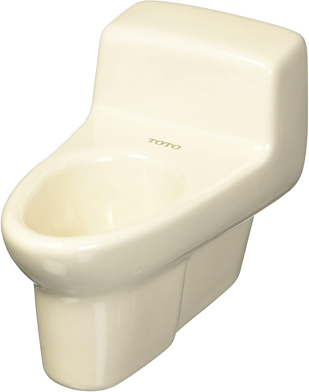 Toto TCU102#03 Miniature One-piece Toilet Display, Bone