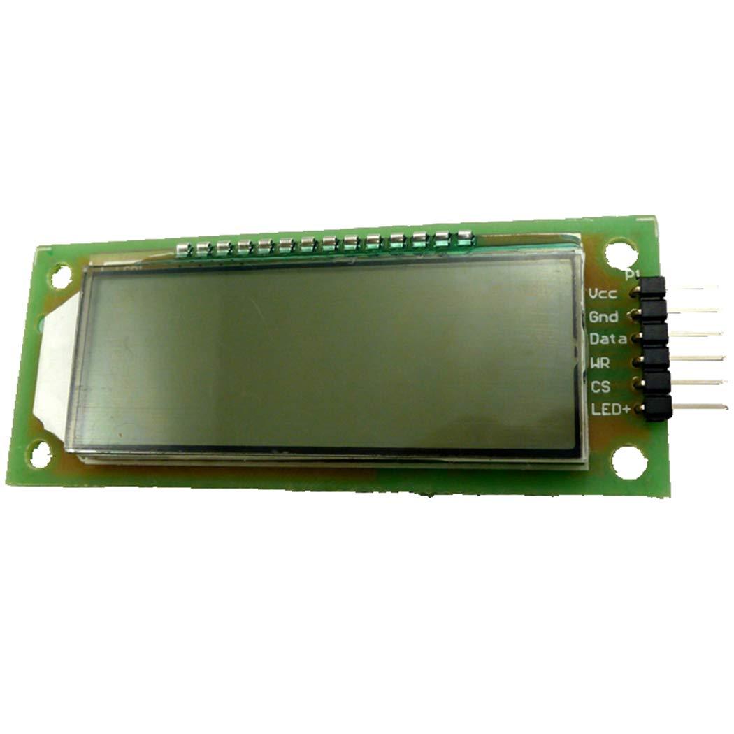 Eletechsup with UNO R3 Sketch ! 5Bit 7 Segment LED Starter kit SPI Digital Tube LCD Display Dot Matrix for AVR MEGA2560 Due Pro Mini Nano (1)