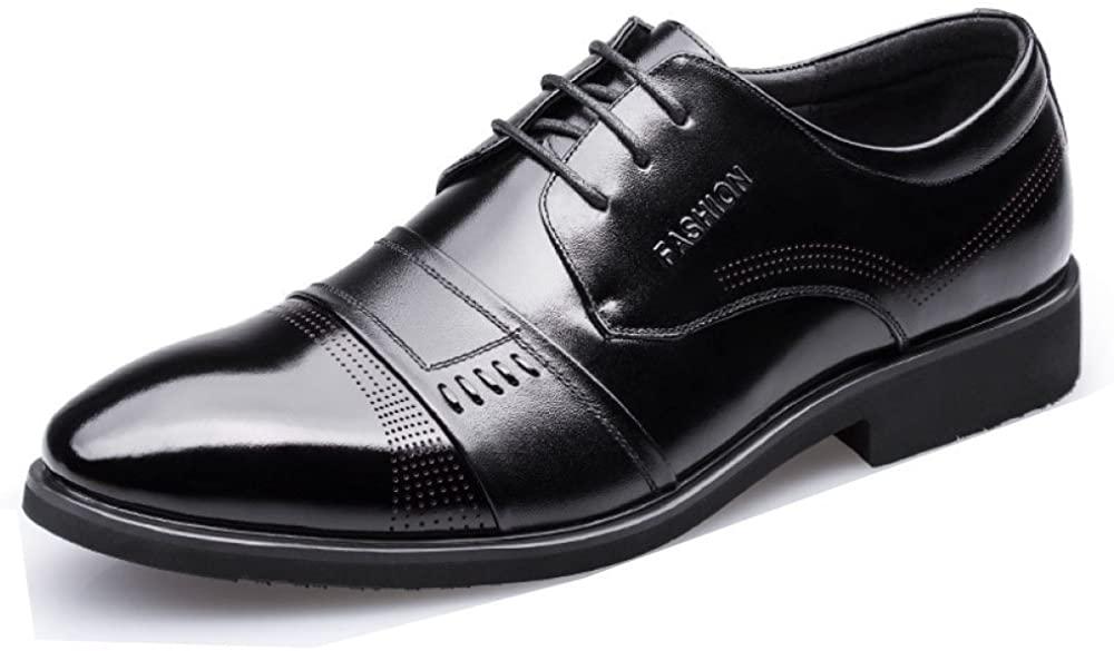 Men's Shoes Genuine Leather Business Comfort Derby Shoes Spring Summer